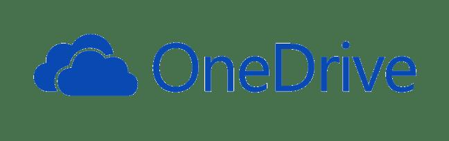 OneDrive Logo - Windows 10