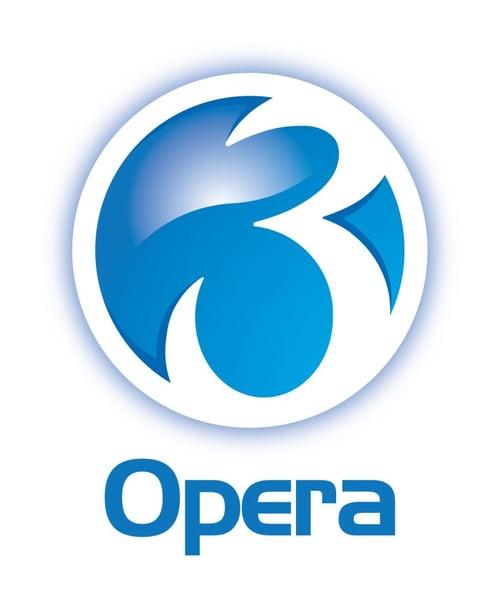 Opera 3 logo