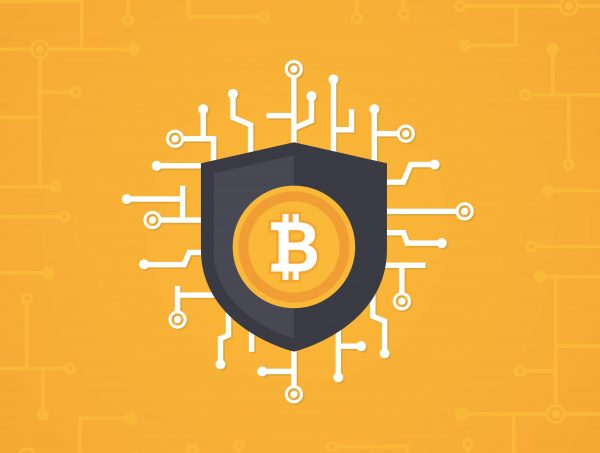 Bitcoin logo - free software