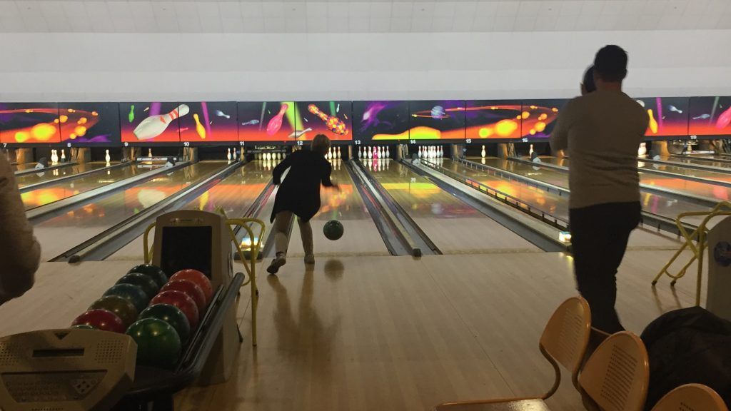 Bowling with local IT support