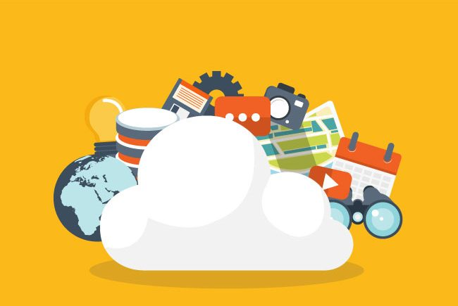 Cloud image - data recovery