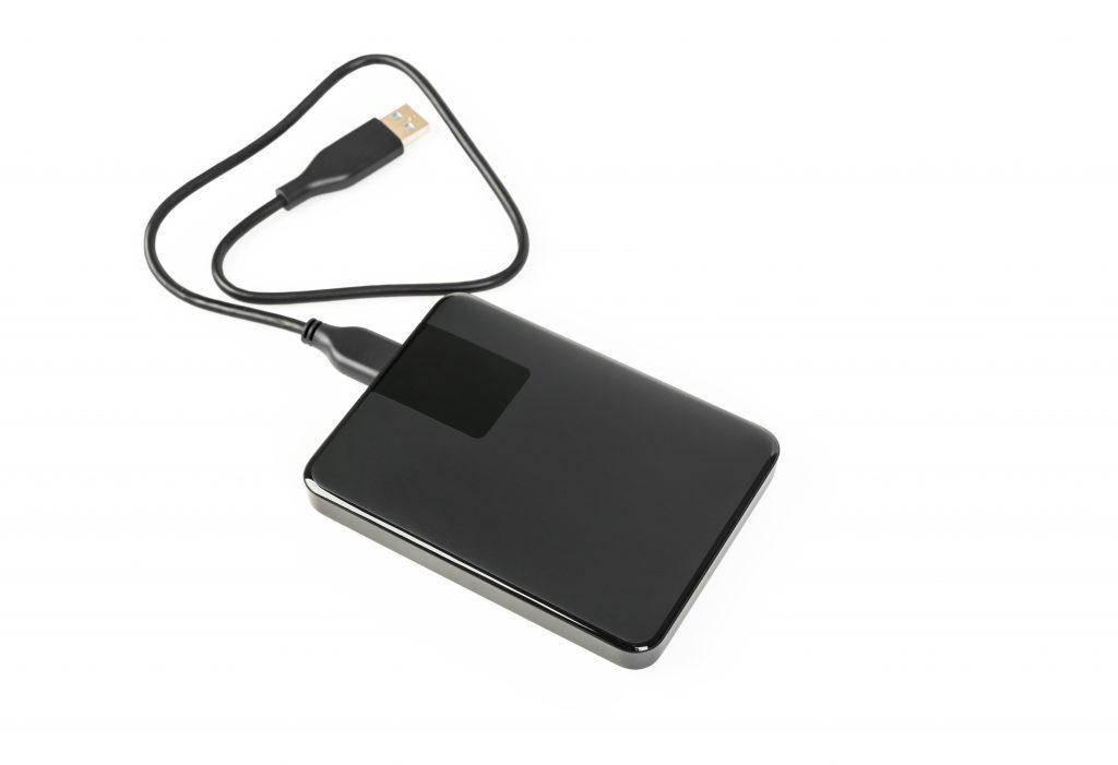 USB drive - 3-2-1 rule