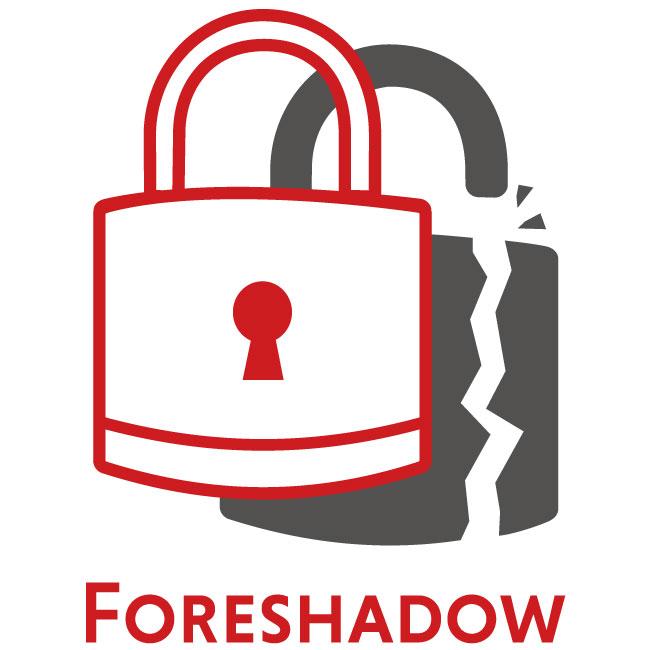 Foreshadow logo