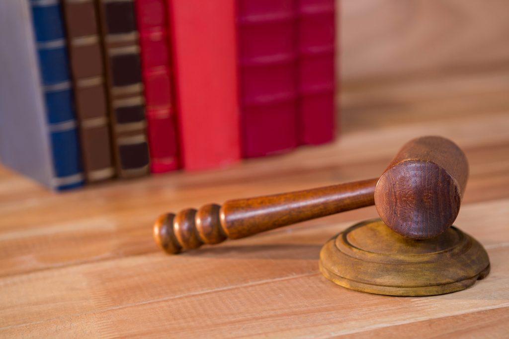 Judges gavel - Carphone Warehouse fine