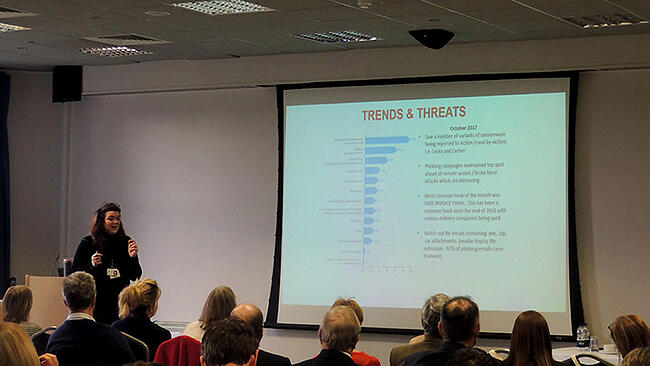 Trends and threats - GDPR 101