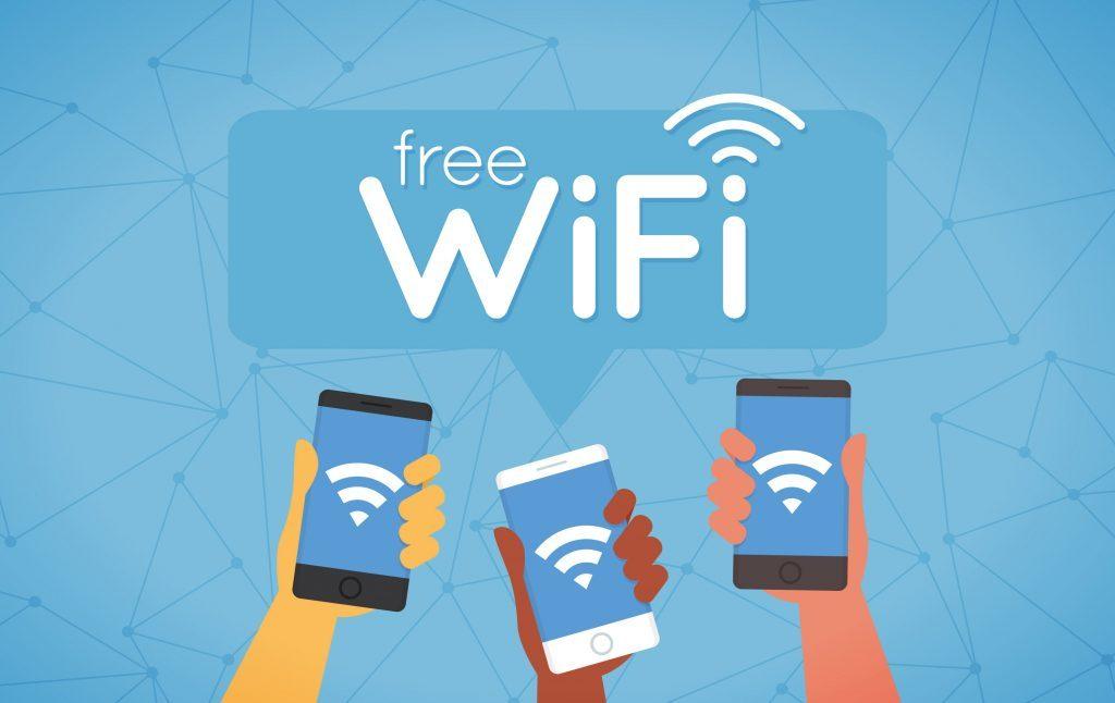 Free customer wifi