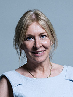 Nadine Dorries - password sharing