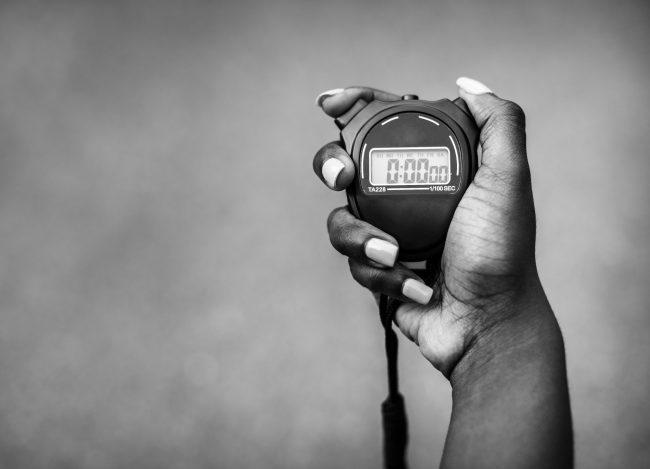 stopwatch - it still works
