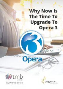 Why Opera 3?