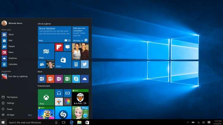 Windows 10 - Microsoft 365 Business