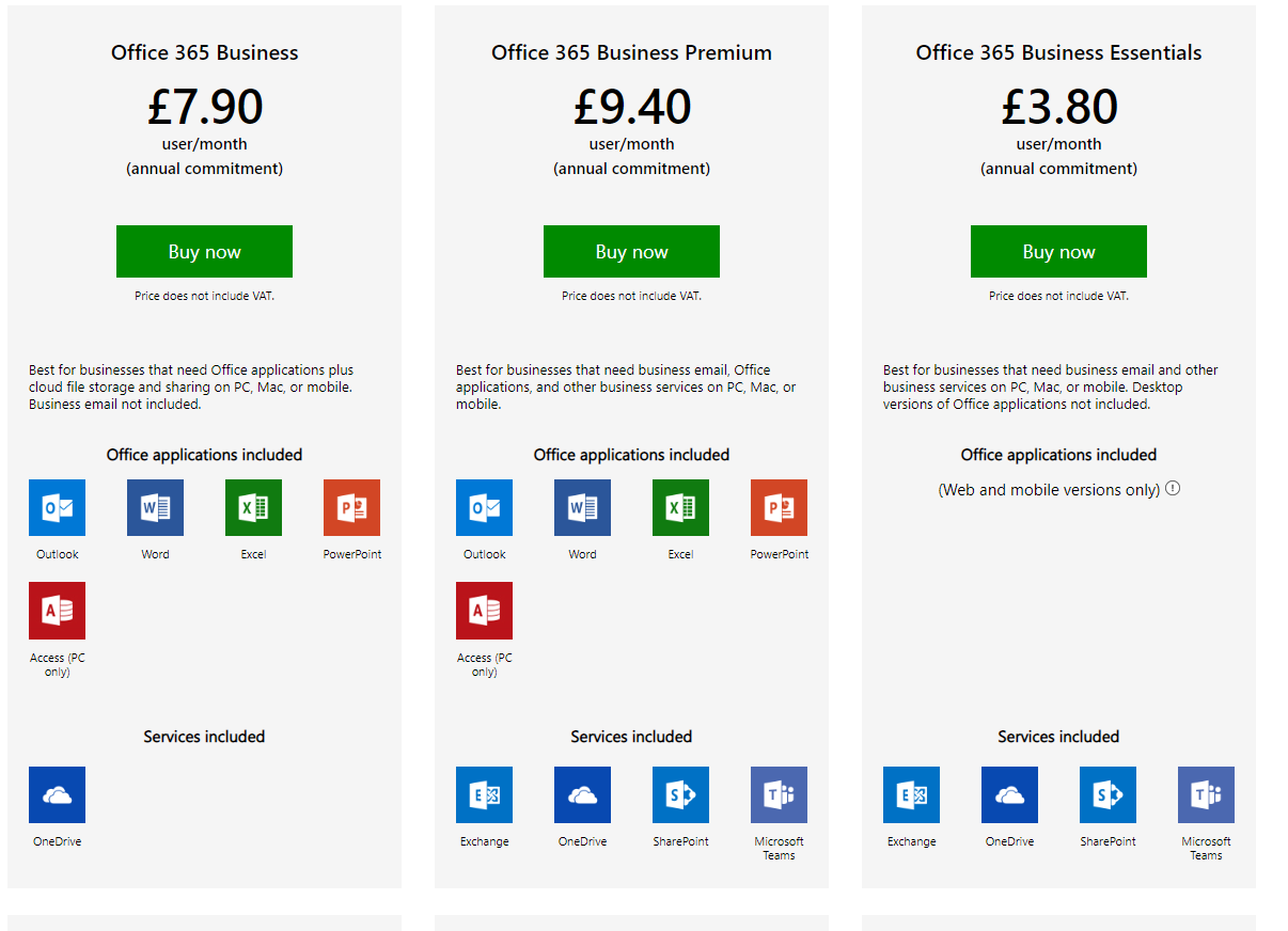 Office 365 plans - What's the point of Office 365?