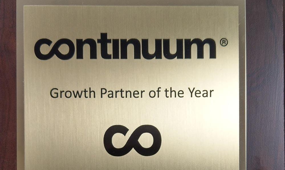 TMB Wins Growth Award At Continuum Navigate Conference