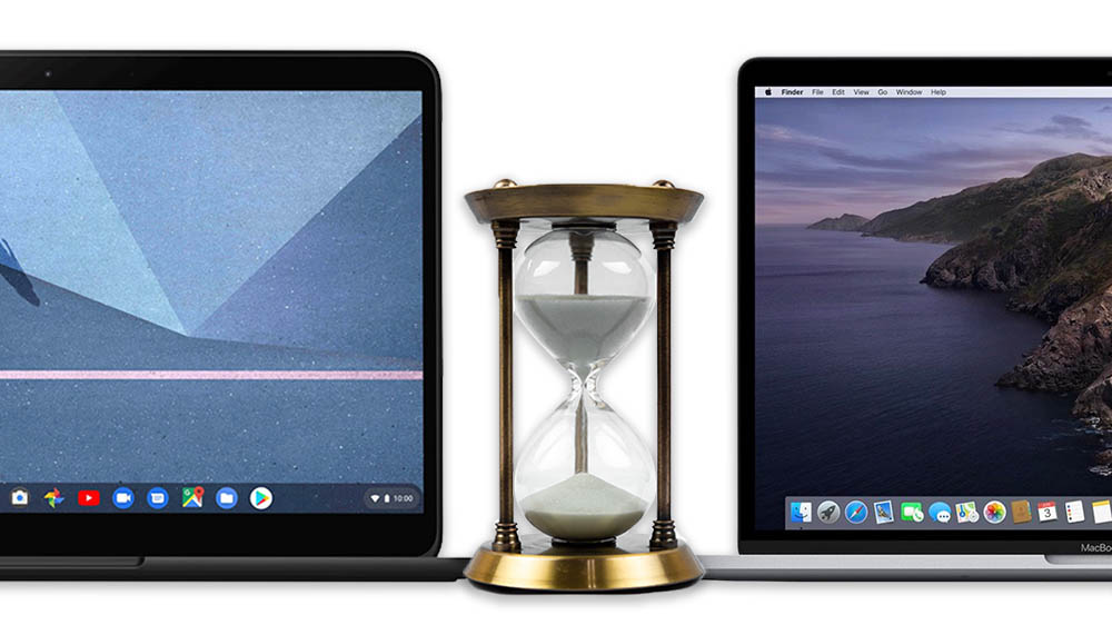 MacBooks & Chromebooks: The End-of-life Problem